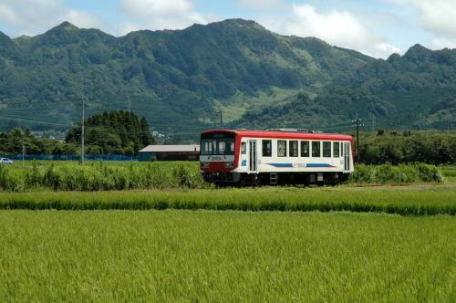 南阿蘇鉄道・レールバス