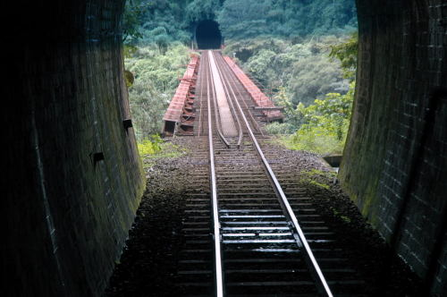 南阿蘇鉄道第一白川鉄橋