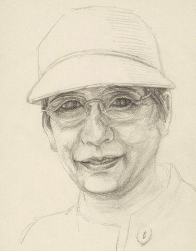 恵比寿村のM婦人